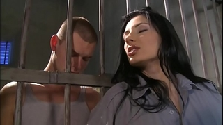 Sofia cucci well screwed by prisoner in jail