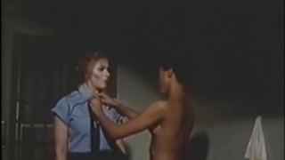 Candida royalle, lisa de leeuw, ian macgregor in vintage sex movie scene