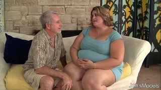 Fat and concupiscent bbw erin green hardcore fuck