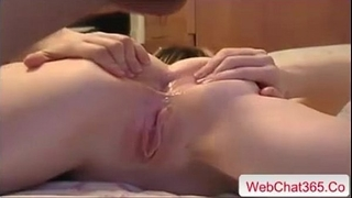 Crazy hard anal fisting non-professional fuck