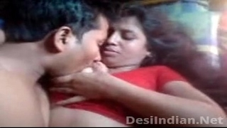 Desi aunty milk sacks crammed teat sucked
