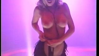 American striptease - erotic illusions