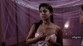 Nayanthara sexy navel and love muffins compilation
