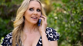 Julia ann's particular gift for her step daughter