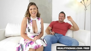 Realitykings - large naturals - stacked rose