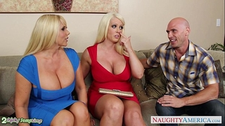 Busty alura jenson fuck in three-some