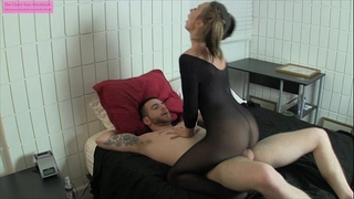Olivia lowe - fastened up and denied